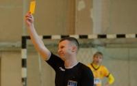 Украинская футзалистка ударила тренера в лицо во время матча