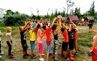 Дети в лагере отравились водой (видео)