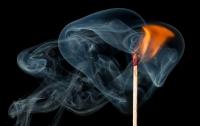 Страшный пожар в Кировоградской области унес жизни двух человек