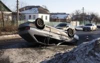 Смертельное ДТП в Днепре: автомобиль
