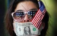 Дефицит бюджета США вырос до шестилетнего максимума