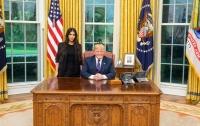 Кардашьян рассказала, что думает о Трампе