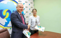 Украинская школьница получила полмиллиона за важное изобретение для авто