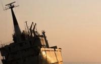 Пьяный капитан выбросил корабль на мель