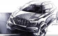 Hyundai показал дизайн нового кроссовера Venue