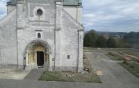 Реставрировали церковь и нашли детское кладбище