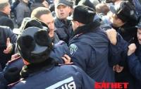 В Киеве планируется «голый» протест против дерибана земли