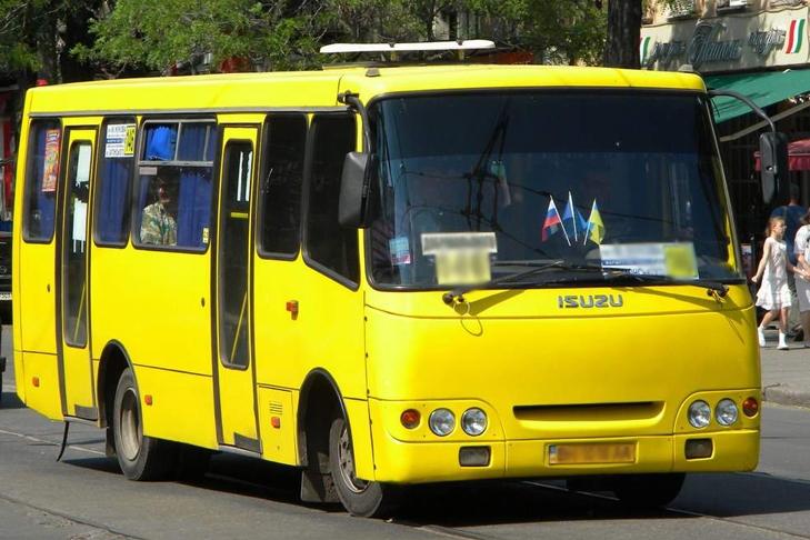 Под Киевом шофёр маршрутки избил пассажира | socportal