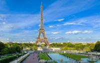 Эйфелева башня закрыта для посетителей