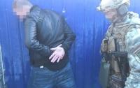 Банду вымогателей задержали в Днепре