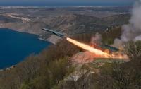 Россия провела запуск крылатой ракеты в оккупированном Крыму
