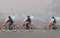 Голландский дизайнер разработал велосипед, который очищает воздух