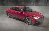 Hyundai представил седан Sonata восьмого поколения