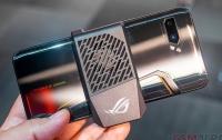 Игровой смартфон ROG Phone II от ASUS оснастили 120-Гц дисплеем