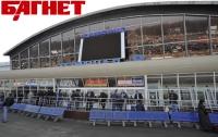 Терминал «Б» в «Борисполе» был выбит из графика одним из авиаперевозчиков