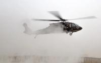 В Ираке упал военный вертолет США
