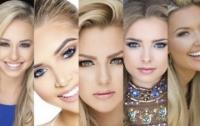 В США финалистки конкурса красоты оказались на одно лицо