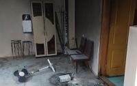 На Черниговщине полиция штурмовала дом неадекватного мужчины