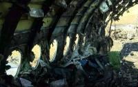 Появились первые видео с места катастрофы российского самолета