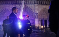 Макрон объявил о сборе средств на восстановление собора Нотр-Дам-де-Пари
