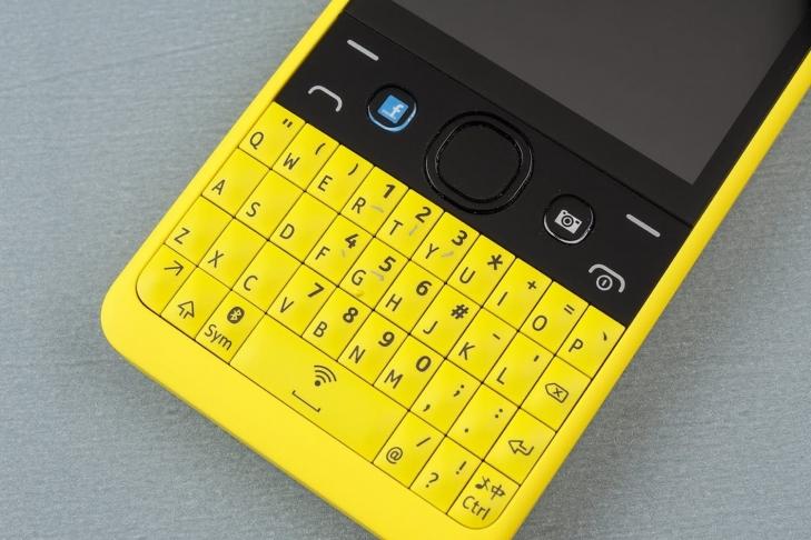 Нокиа готовит смартфон сQWERTY-клавиатурой