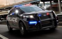 Ford выпустил полицейскую версию модели Explorer
