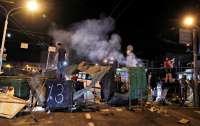 Протесты в Беларуси продолжаются: Были слышны выстрелы