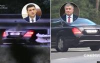 Топ-чиновники были замечены на встречах с одним из олигархов, - СМИ (видео)
