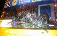 Ужасная смерть в Киеве: маршрутка сбила человека