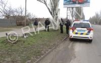 Посреди улицы в Запорожской области обнаружили бездыханное тело