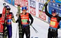 Сборная Украины по биатлону завоевала бронзу на ЧМ-2020