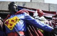 Болгары надругались над памятником в т.ч. и украинским воинам-освободителям