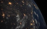 Астронавт МКС сделал снимок ночной части Земли