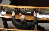 Депутаты примут закон о лишении мандатов за кнопкодавство – Разумков