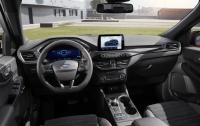 Ford представила новий електрифікований Suv Kuga