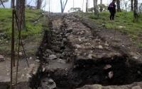 В Мексике найдены развалины древней пирамиды