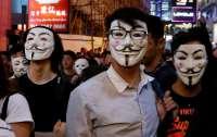 Протестующим Гонконга запретили вспоминать о Хеллоуине