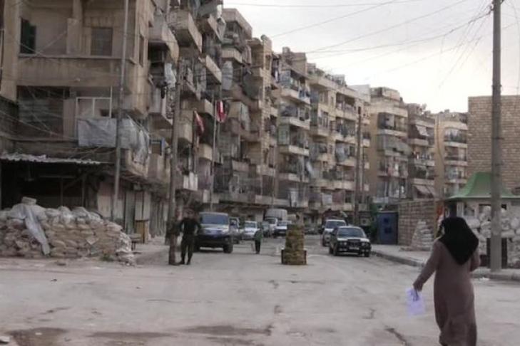 ВДамаске произошел взрыв уполицейского участка, есть пострадавшие