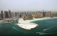 В Эмиратах выпал снег