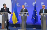 Лидеры ЕС и Украины встретятся в Брюсселе на мини-саммите