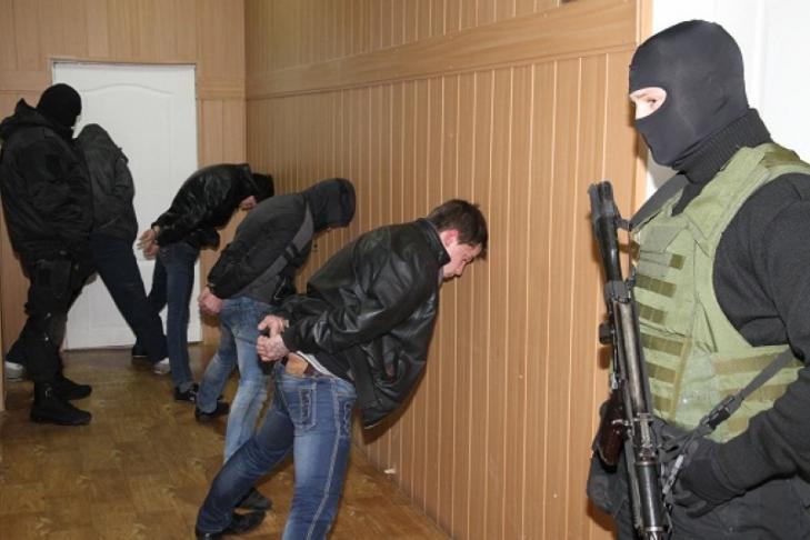 Около столицы Украины занападение наАЗС задержали 3-х иранцев