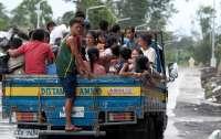 На Филиппинах из-за тайфуна эвакуировали 200 тысяч человек