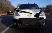 Военнослужащий сбил женщину на пешеходном переходе в Винницкой области