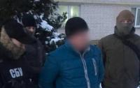 На Киевщине задержали на взятке замначальника полиции города