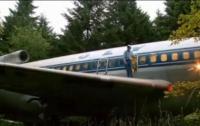 Американец превратил «Боинг-727» в дом своей мечты (ВИДЕО)