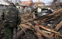 На Донбассе произошла авария на газопроводе