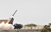 Пакистан успешно испытал баллистическую ракету (видео)