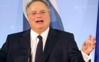 Главного дипломата Греции объявили предателем