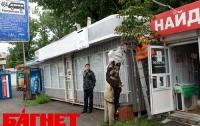 В Киеве вместо 200 демонтированных МАФов за ночь появляется 50 новых