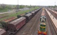 Поезда в Киевской области опаздывают из-за товарного состава